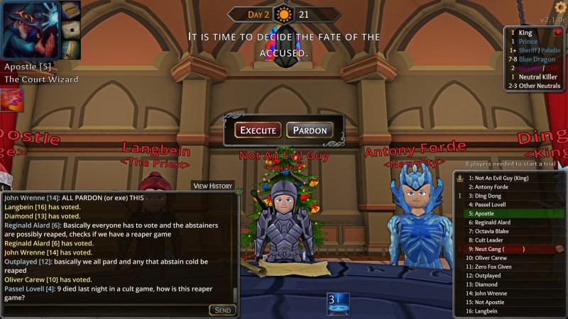 """Znalezione obrazy dlazapytania: Throne of Lies® The Online Game of Deceit"""""""