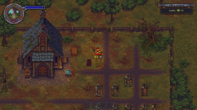 Graveyard Keeper screenshot 2