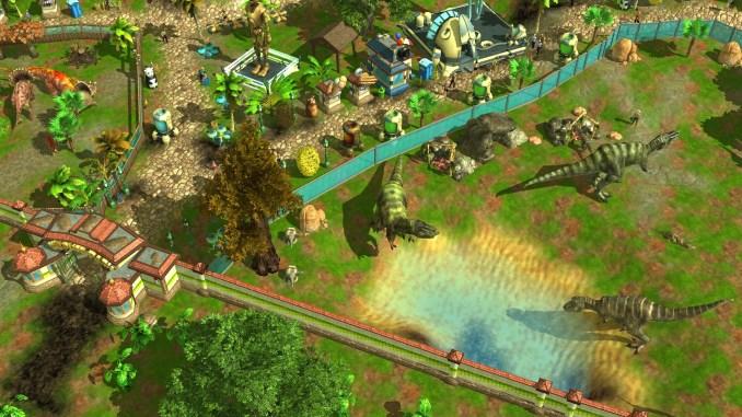 Wildilfe Park 3: Dino Invasion Screenshot 2
