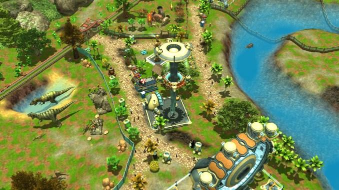 Wildilfe Park 3: Dino Invasion Screenshot 3