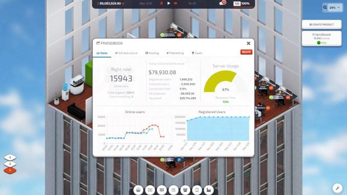 Startup Company Screenshot 3