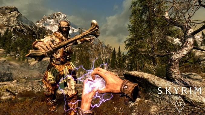 The Elder Scrolls V: Skyrim VR screenshot 2