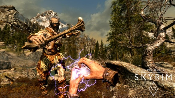 """The Elder Scroll V: Skyrim VR"""" Gets Update 1 4 11 0 Today on"""