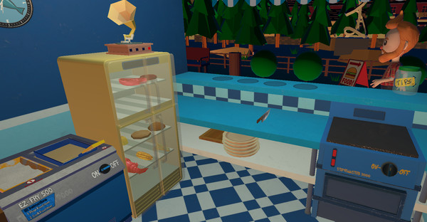 Food Truck VR Screenshot