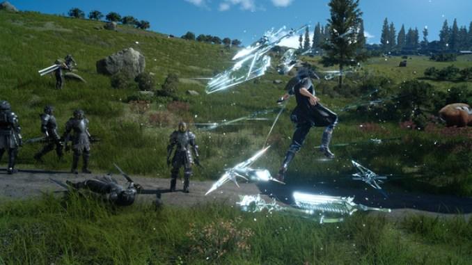 Final Fantasy XV Windows Edition Screenshot 1