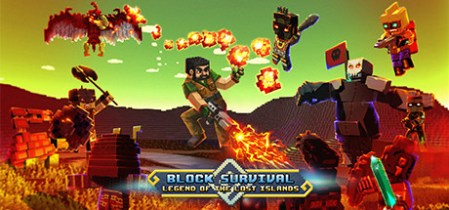 Block Survival  Legend of the Lost Islands on Steam As the lone survivor of a plane crash  use weapons as your tools and  bullets as your shelter in a fast paced FPS mixing survival and crafting  with old
