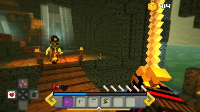 Block Survival: Legend of the Lost Islands Screenshot 3