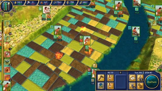 Egypt: Old Kingdom screenshot 3