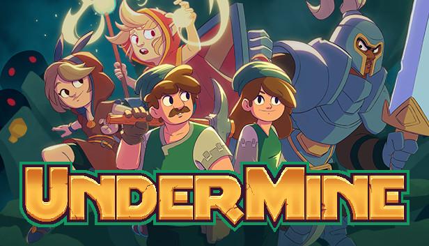 UnderMine sur Steam