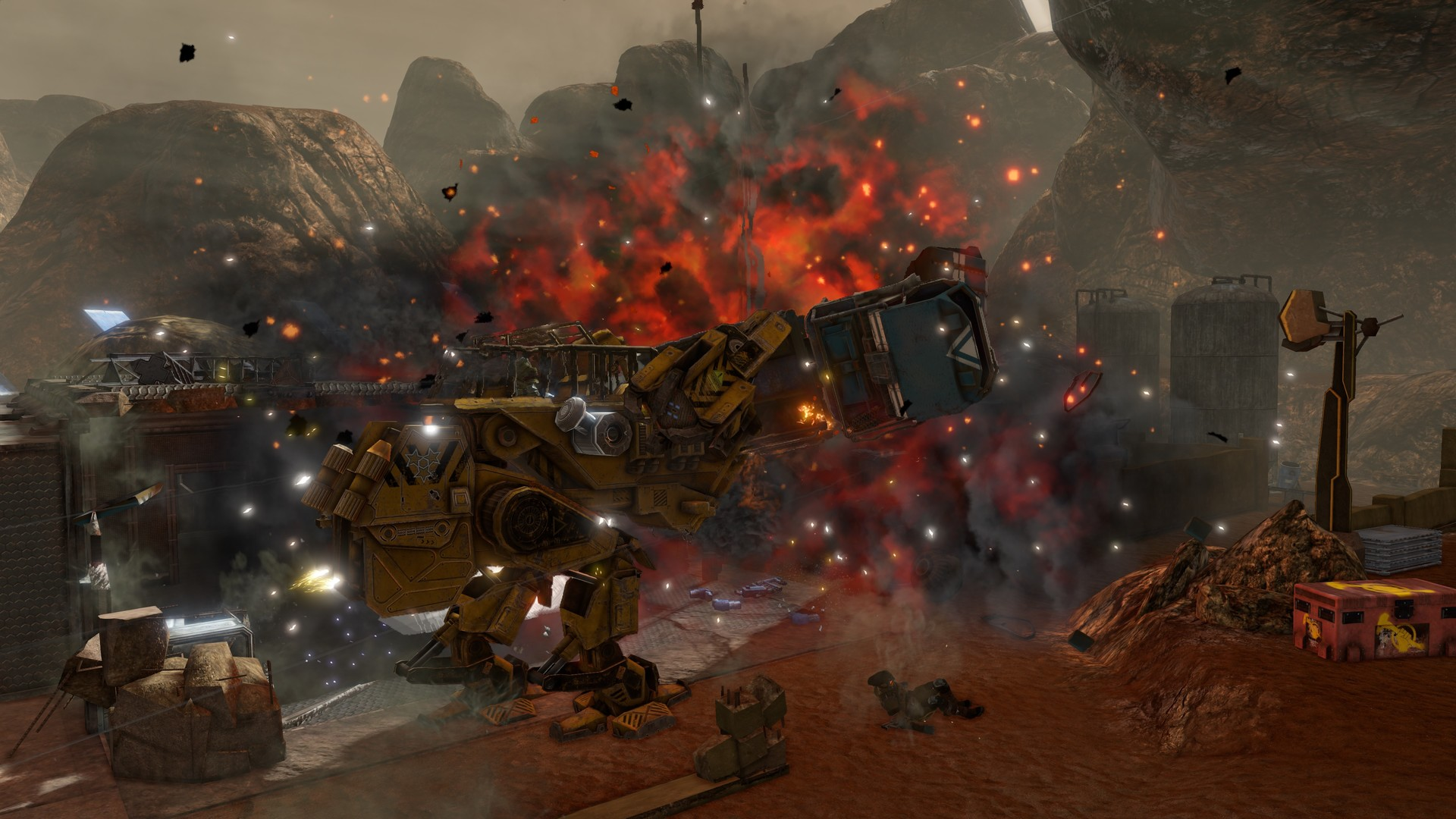 Red Faction Guerrilla ReMarstered V4931 Torrent Download
