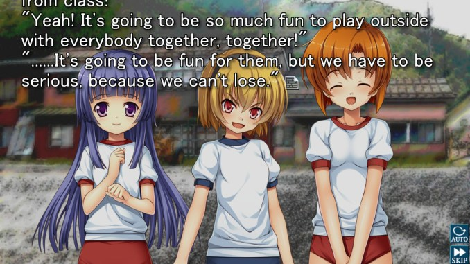 Higurashi When They Cry Hou - Ch.6 Tsumihoroboshi screenshot 2