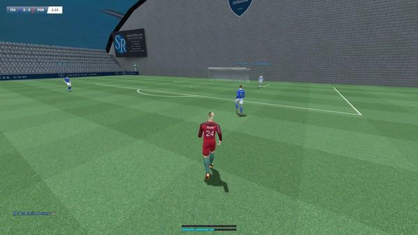 IOSoccer Screenshot