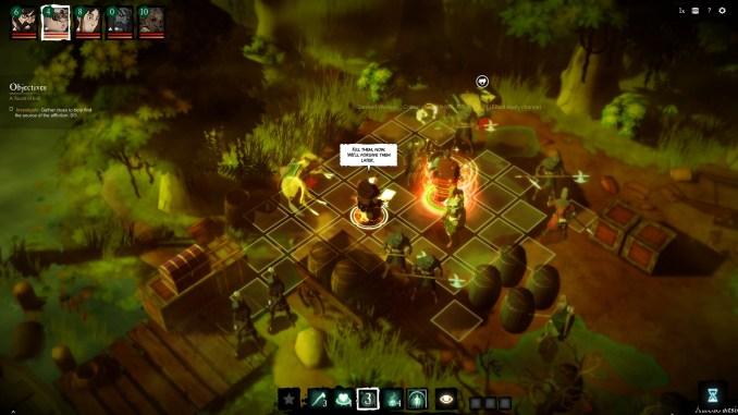 Sword Legacy Omen Screenshot 3