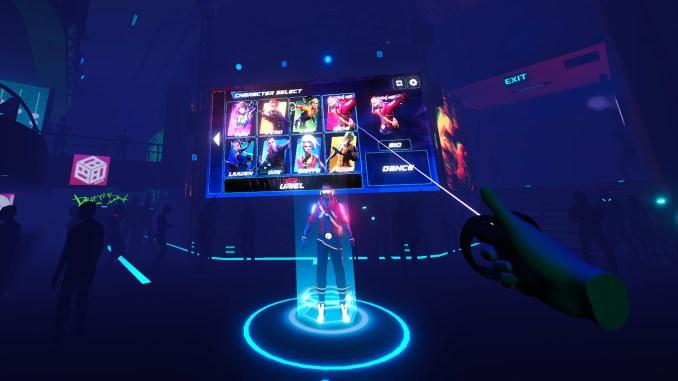 Dance Collider screenshot 2