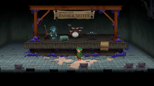 The Path of Motus Screenshot