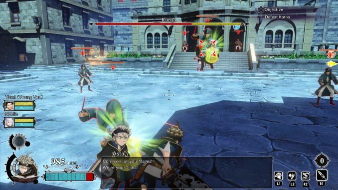 Black Clover: Quartet Knights Screenshot 3