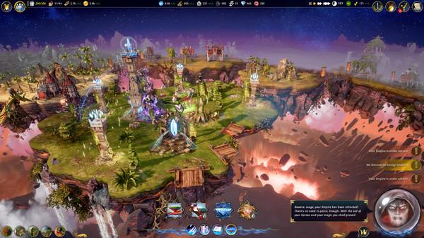 Driftland: The Magic Revival Screenshot