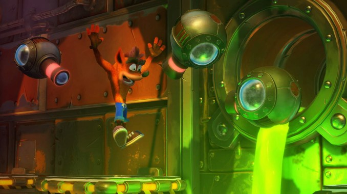 Crash Bandicoot N. Sane Trilogy Screenshot 3
