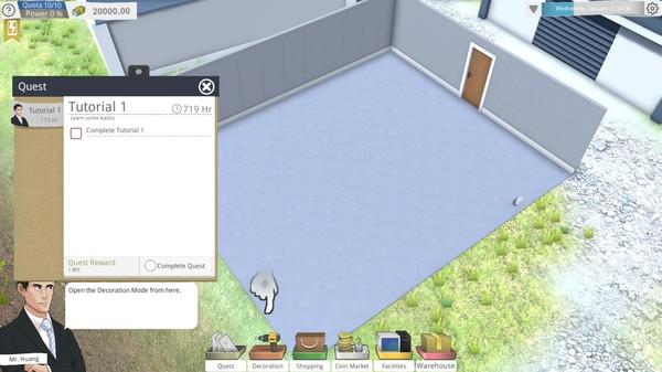 Bitcoin Tycoon - Mining Simulation Game Screenshot