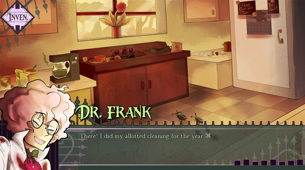 Dr. Frank's Build a Boyfriend Screenshot