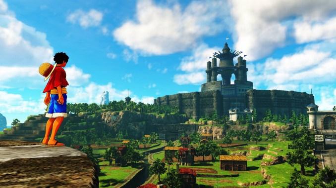 One Piece: World Seeker Screenshot 1