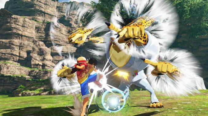One Piece: World Seeker Screenshot 2