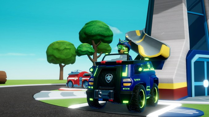Paw Patrol: On A Roll! Screenshot 2