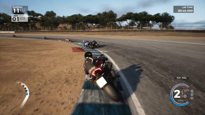 Ride 3 Screenshot 1