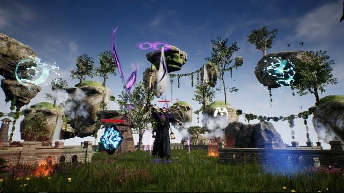 Wand Wars VR screenshot 1