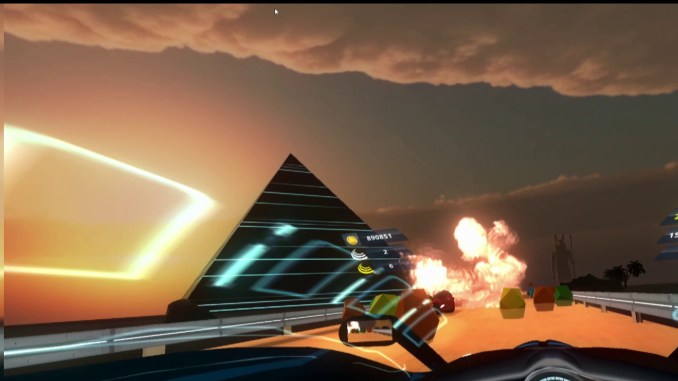 Kamikazo VR screenshot 3