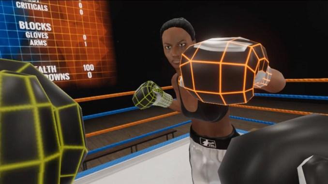 Virtual Boxing League screenshot 1