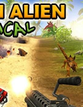 Action Alien Tropical Mayhem-DARKSiDERS