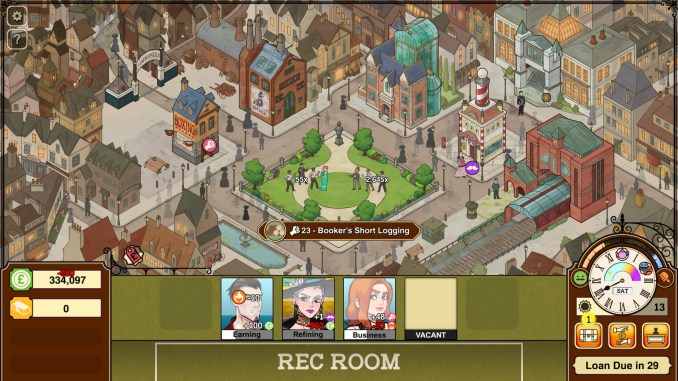 Max Gentlemen Sexy Business! Screenshot 1