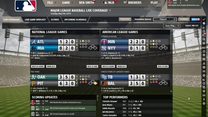 Out of the Park Baseball 20 Screenshot 3