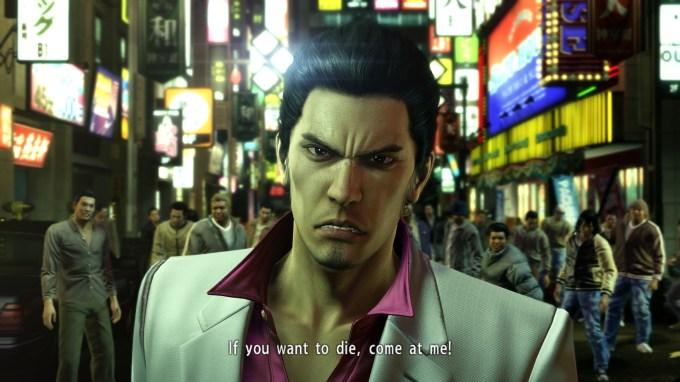 「Yakuza」の画像検索結果