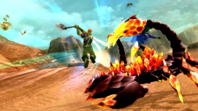 Sword Art Online: Lost Song Screenshot 2