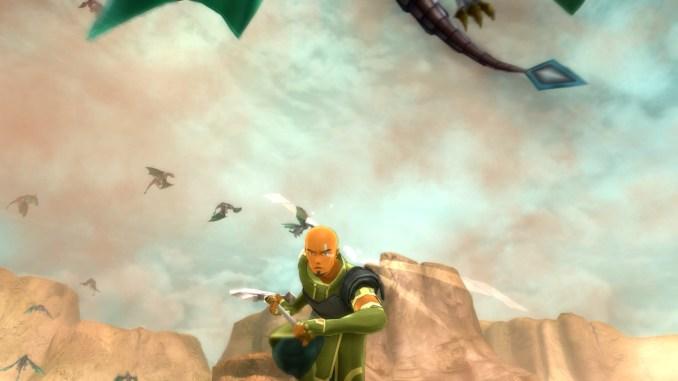 Sword Art Online: Lost Song Screenshot 1