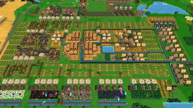 Factory Town Screenshot 2