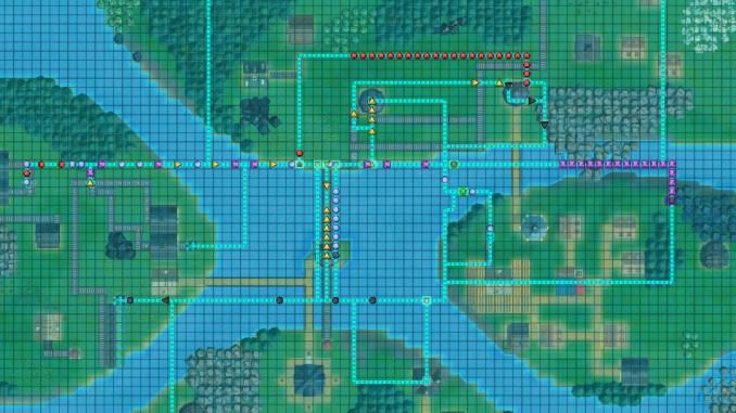 Factory Town Screenshot 1