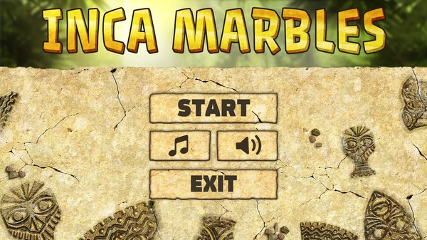 Inca Marbles Screenshot