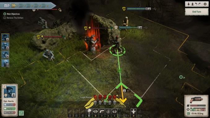 Achtung! Cthulhu Tactics Screenshot 3