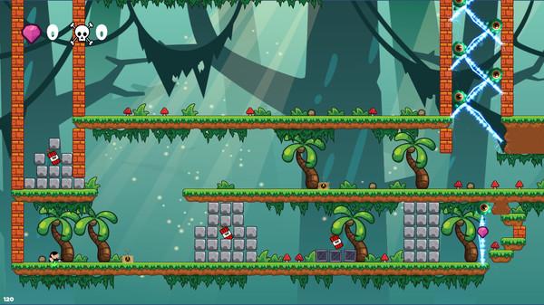 Jorji and Impossible Forest Screenshot