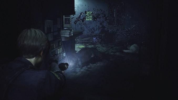 Resident Evil 2 (2019) Screenshot 2