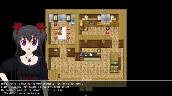 Emily's Adventure Screenshot