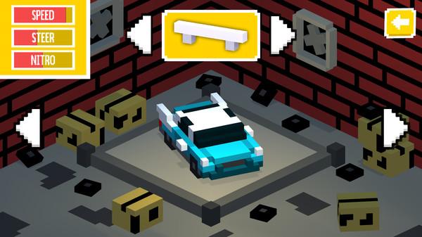 Voxel Race Screenshot