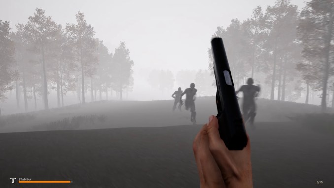 Mist Survival Screenshot 1
