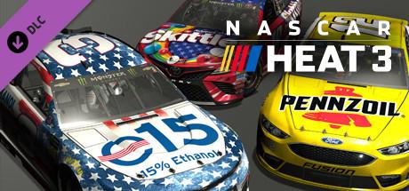 NASCAR Heat 3 - September Pack