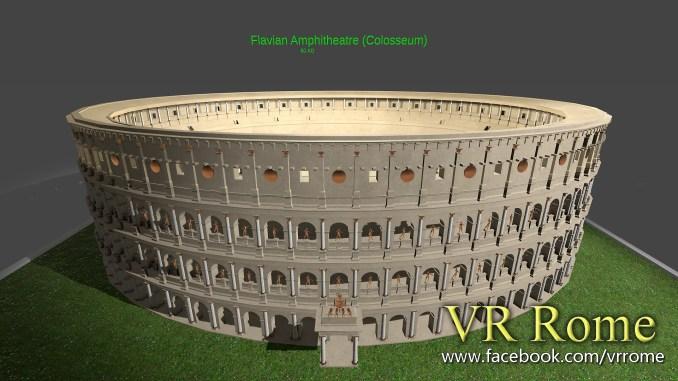 VR Rome screenshot 2