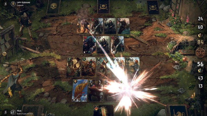 Thronebreaker: The Witcher Tales Screenshot 3