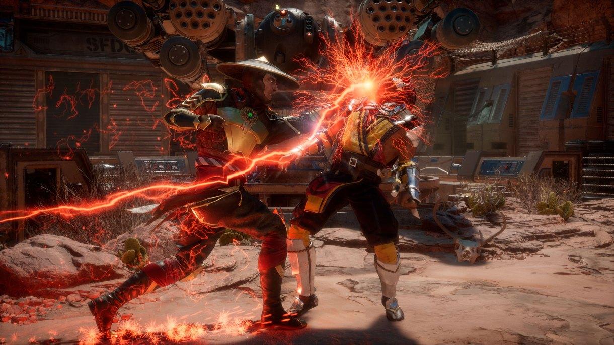 Image result for Mortal Kombat 11